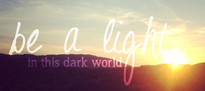be-a-light